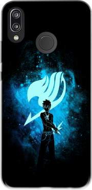 Grey Fullbuster - Fairy Tail Case for Huawei P20 Lite