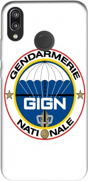 Groupe dintervention de la Gendarmerie nationale - GIGN Huawei P20 Lite / Nova 3e Case