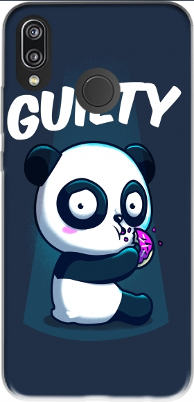 Case Guilty Panda for Huawei P20 Lite / Nova 3e