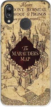 Marauder Map for Huawei P20 Lite / Nova 3e
