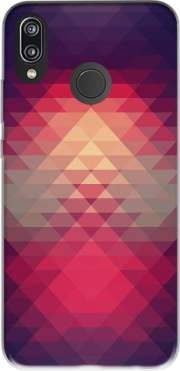 Hipster Triangles Case for Huawei P20 Lite / Nova 3e