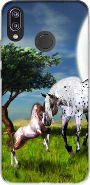 Horses Love Forever Case for Huawei P20 Lite