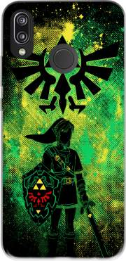 Hyrule Art Case for Huawei P20 Lite