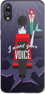 I Want Your Voice Case for Huawei P20 Lite / Nova 3e