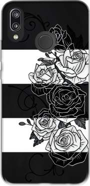 Inverted Roses Huawei P20 Lite / Nova 3e Case