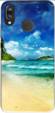Paradise Island Case for Huawei P20 Lite