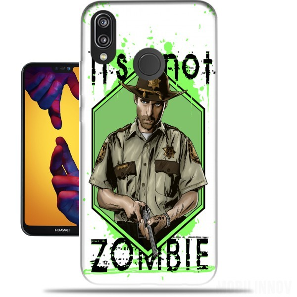 Case It's not zombie for Huawei P20 Lite