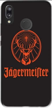 Jagermeister Case for Huawei P20 Lite