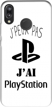 Je peux pas jai playstation Case for Huawei P20 Lite