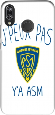Je peux pas ya ASM - Rugby Clermont Auvergne Case for Huawei P20 Lite