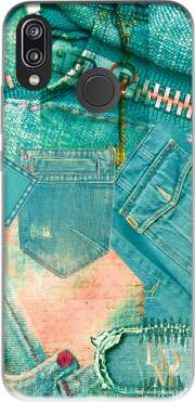 Jeans for Huawei P20 Lite