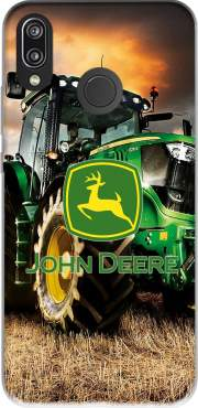 John Deer tractor Farm Case for Huawei P20 Lite / Nova 3e