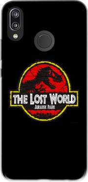 Jurassic park Lost World TREX Dinosaure for Huawei P20 Lite