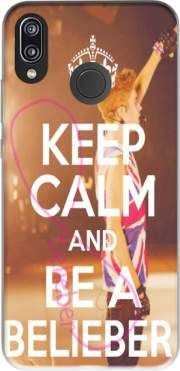 Keep Calm And Be a Belieber Case for Huawei P20 Lite / Nova 3e