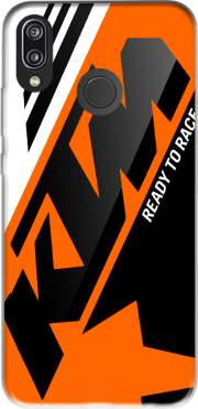 KTM Racing Orange And Black for Huawei P20 Lite / Nova 3e
