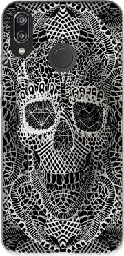 Lace Skull for Huawei P20 Lite