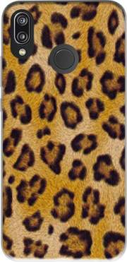 Leopard Case for Huawei P20 Lite