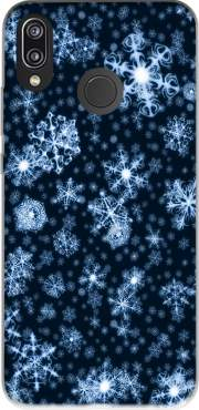 Let It Snow Case for Huawei P20 Lite