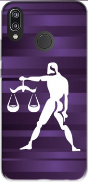 Libra - Sign of the zodiac Case for Huawei P20 Lite