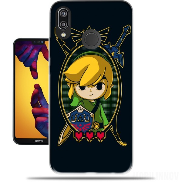 Case Link Portrait for Huawei P20 Lite