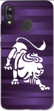 Lion - Sign of the zodiac Case for Huawei P20 Lite