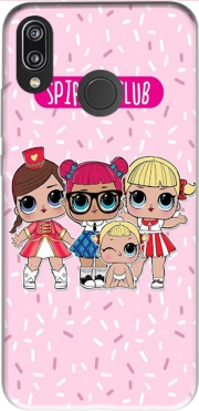 Lol Surprise Dolls Cartoon Case for Huawei P20 Lite