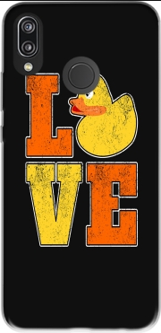 Love Ducks Huawei P20 Lite / Nova 3e Case