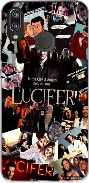 Lucifer Collage Huawei P20 Lite Case