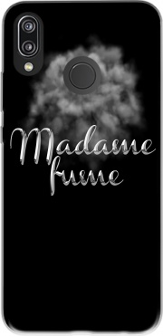 Madame Fume Case for Huawei P20 Lite