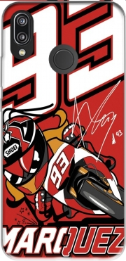 Marc marquez 93 Fan honda Case for Huawei P20 Lite / Nova 3e
