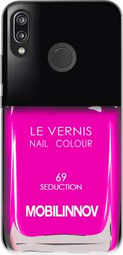 Nail Polish 69 Seduction Case for Huawei P20 Lite