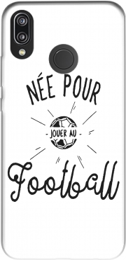 Nee pour jouer au football Case for Huawei P20 Lite