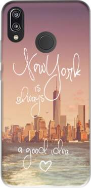 Always New York Case for Huawei P20 Lite / Nova 3e