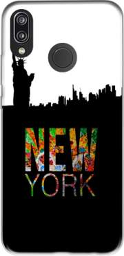 New York Case for Huawei P20 Lite / Nova 3e