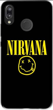 Nirvana Smiley Case for Huawei P20 Lite / Nova 3e