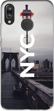 NYC Basic 2 Case for Huawei P20 Lite