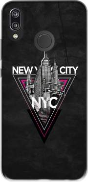 NYC V [pink] Case for Huawei P20 Lite / Nova 3e