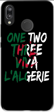 One Two Three Viva lalgerie Slogan Hooligans Huawei P20 Lite / Nova 3e Case