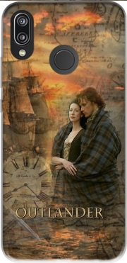 Outlander Collage Case for Huawei P20 Lite