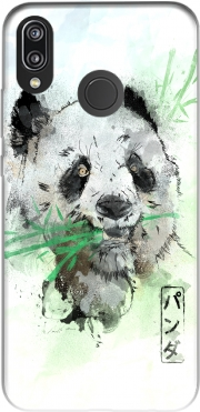 Panda Watercolor Case for Huawei P20 Lite / Nova 3e