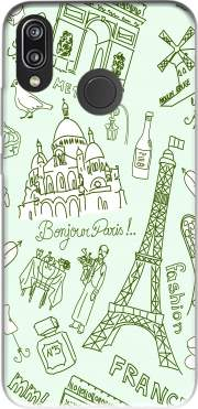 Paris Case for Huawei P20 Lite