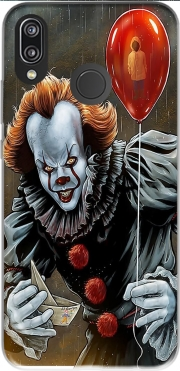 Pennywise Ca Clown Red Ballon Huawei P20 Lite / Nova 3e Case