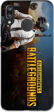 playerunknown s battlegrounds PUBG  Case for Huawei P20 Lite