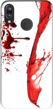 Pool of blood Case for Huawei P20 Lite