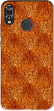Puppy Fur Pattern for Huawei P20 Lite