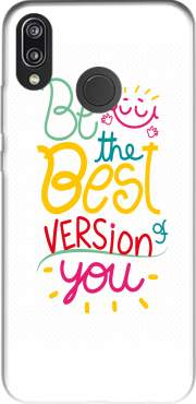 Quote : Be the best version of you for Huawei P20 Lite