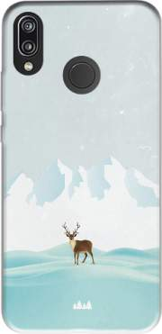 Reindeer Case for Huawei P20 Lite