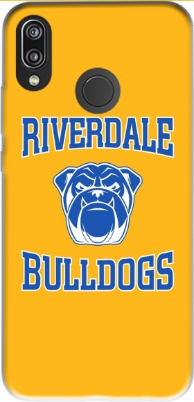 Case Riverdale Bulldogs for Huawei P20 Lite / Nova 3e