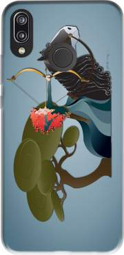 Sagittarius - Princess Merida Case for Huawei P20 Lite / Nova 3e