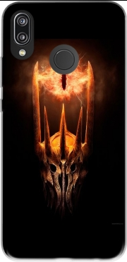 Sauron Eyes in Fire Huawei P20 Lite Case